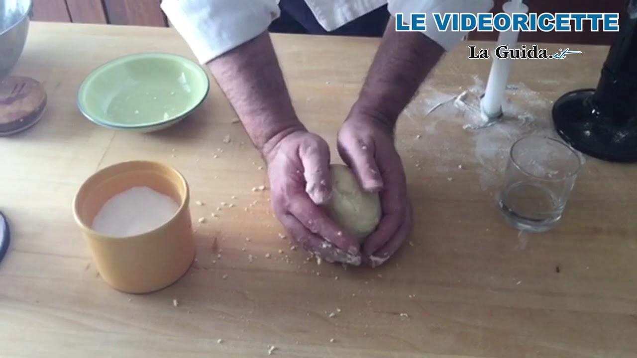 Videoricetta: pasta brisè con Paolo Armando - YouTube