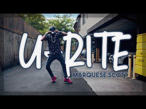 they - U-RITE (rynx remix) Marquese Scott (Dance Video)