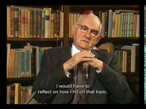Last interview with Hans Urs von Balthasar