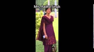 Tu Iss Tarah Se Meri Zindagi Mein/ Radha Singh