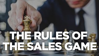 The Rules of the Sales Game  - Young Hustlers