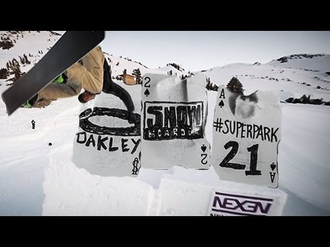 oakley snowboard movie