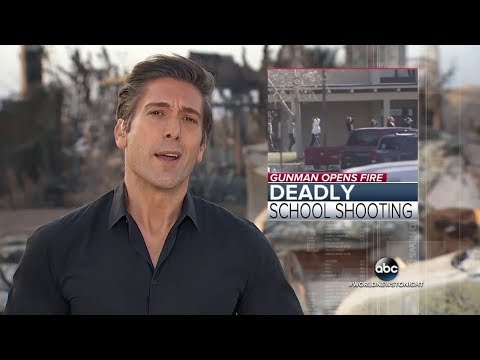 ABC World News Tonight With David Muir 12/07/17