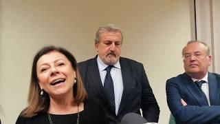 Intervista Paola De Micheli ministra Infrastrutture sul porto di Brindisi