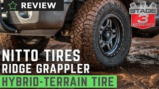 Nitto Ridge Grappler M/T-A/T Hybrid Radial Tire Review