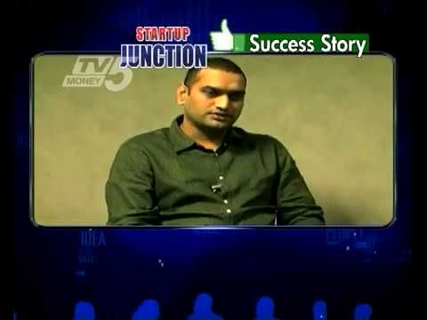 Abhibus Success Story @ Startup Junction | Mr Sudhakar reddy