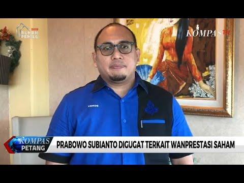 Prabowo Digugat Perdata, Tim BPN Akan Segera Memberikan Tanggapan