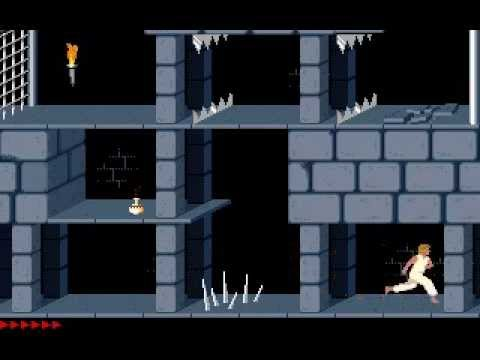 Prince of Persia 1 - Original (Jordan Mechner,1990) - Level 08