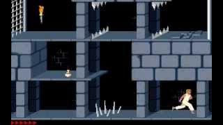 Prince of Persia 1 - Original (Jordan Mechner,1990) - Level 08