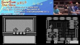Summer Games Done Quick 2014 - Part 37 - Mega Man V (Gameboy)