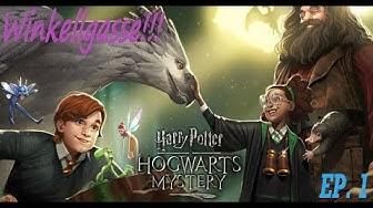 ICH BIN IN HOGWARTS !!!! In der Winkellgasse Zauberstab&etc. kaufen!!![Hogwarts Mystery]