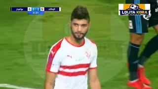 ملخص مباراة الزمالك و بيراميدز 3   0   نهائي كأس مصر 2019