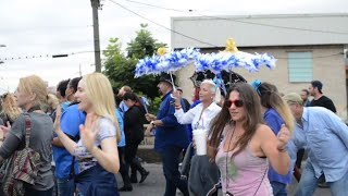 Fats Domino remembered in New Orleans parade