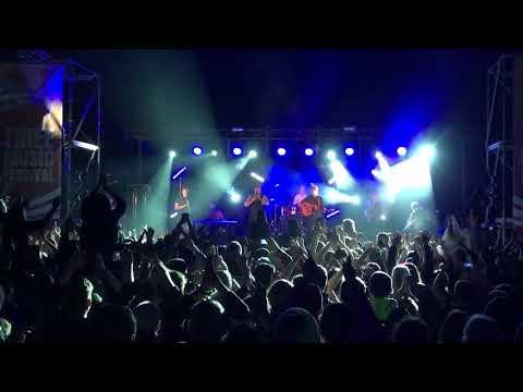 Skipinnish- Final set - Tiree Music Festival