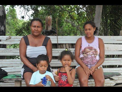 Comunidade quilombola Jambeiro, recebe atendimento de médica cubana do Programa Mais Médicos.