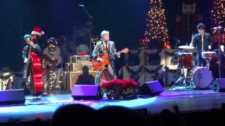 Brian Setzer, Fishnet Stockings Christmas Concert Dolby Theater Hollywood