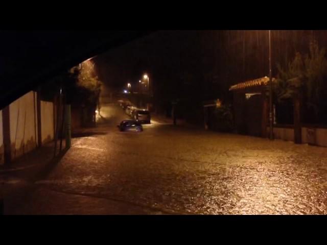 Inundaciones en Málaga 1