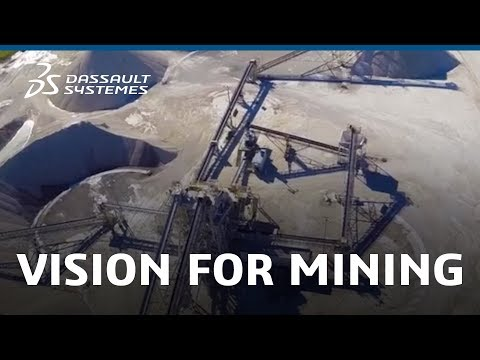 Vision for Mining – Dassault Systèmes