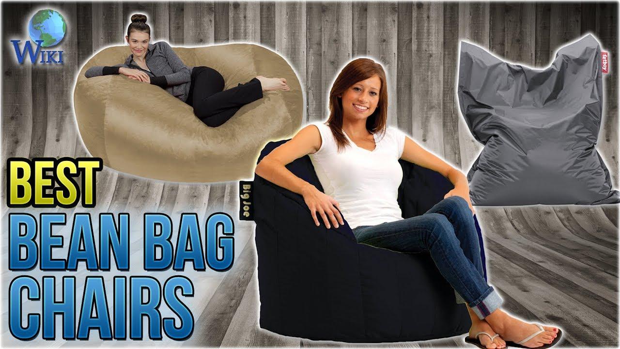 10 Best Bean Bag Chairs 2018