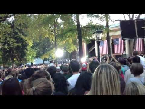 President Obama's Speech @ Ohio University (10/17/12) [1080p]