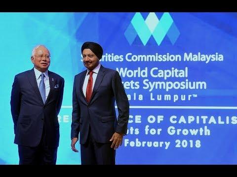 Najib: Market corridor connecting MY-SG trading link to be established