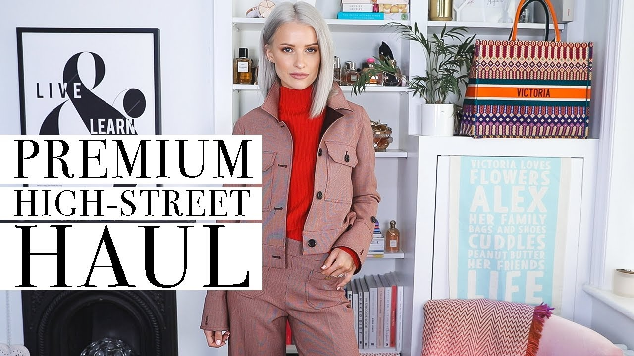 Premium High Street HAUL & WIN a Shopping and Pamper Trip with Me