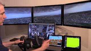Garmin G1000 ipad app in X Plane
