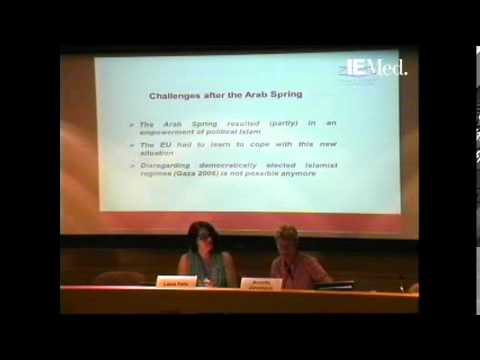Annette Jünemann - The EU promotion of Gender Democracy before and after the Arab Sprin