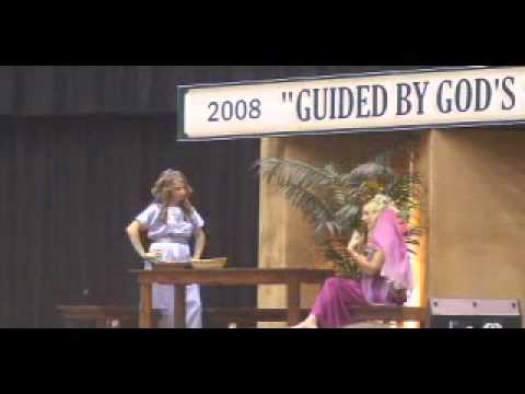 DISTRICT CONVENTION 2008 GUided by God's spirit(Drama Do Not Leave the Love You Had At First )