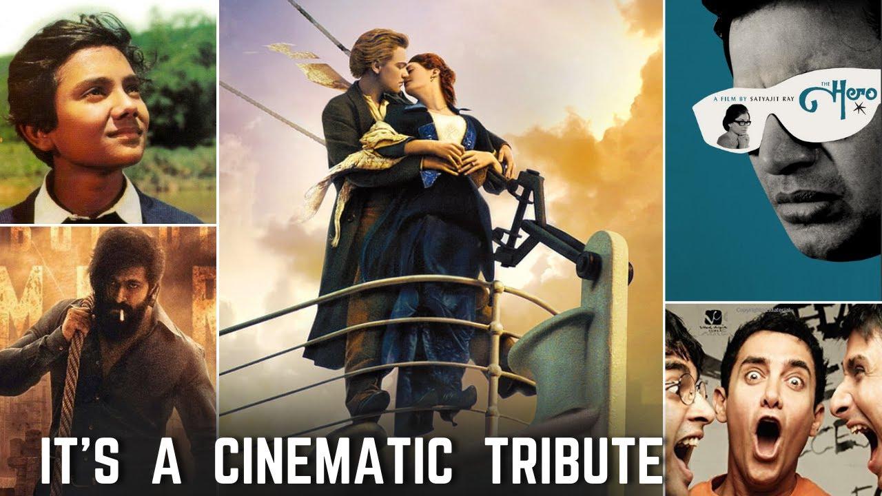 প্রিয় সিনেমার সমাহার | My Favorite Movies from Various Industries | Cinematic Universe