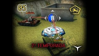 05.Tutorial mapa PC (Tanki Online - Temporada 2) // Gameplay