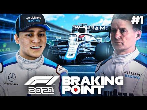 F1 2021 BRAKING POINT #1   F1 ESTÁ DE VOLTA MAIS EMOCIONANTE QUE NUNCA (PORTUGUÊS)