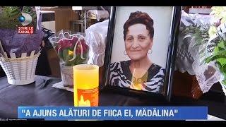 Stirile Kanal D - Aparitii stranii dupa moartea mamei Madalinei Manole
