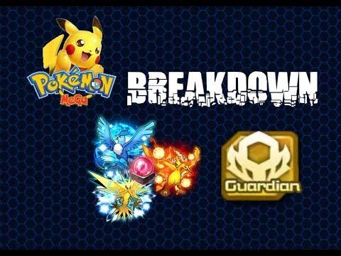 Pokemon Mega: Semi-Breakdown of Guardians