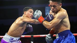 Gabriel Flores Jr. Racks Up Another Win In Fresno, CA.