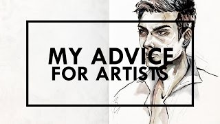 Artist Advice | What advice can you give to beginner artists?