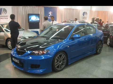 Mazda 3 body kit youtube publicscrutiny Image collections