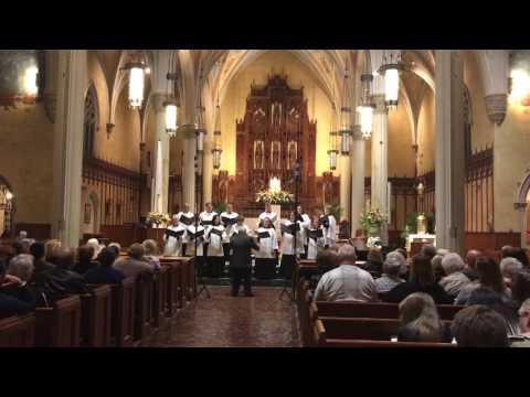 Jubilation! 2017: Canticum Novum Chamber Choir from St. Vincent de Paul