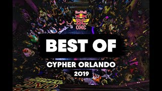 Best of | Red Bull BC One Cypher Orlando 2019