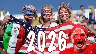 USA Will HOST World Cup In 2026 With Mexico & Canada!
