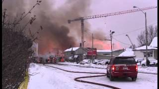Kingston Fire 2013