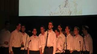 YU Acapella- The Maccabeats- Ma Avarech