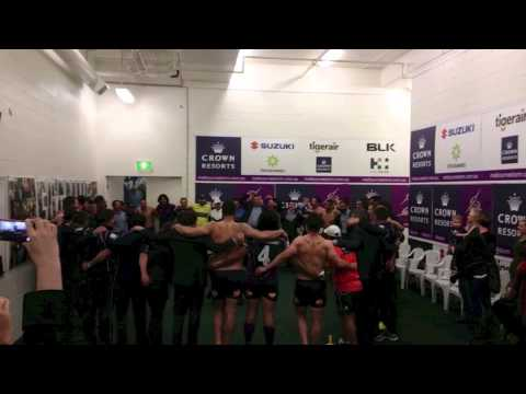 Melbourne Storm shed song