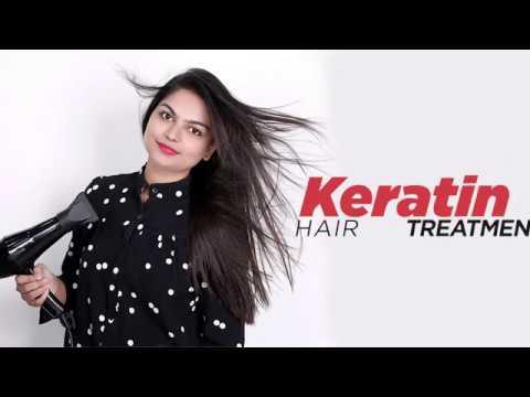 Keratin Treatment transformation 2020   Shafaq n Kami ...
