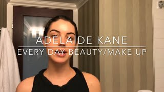Video Every Day Beauty/Make-up Routine | Adelaide Kane download MP3, 3GP, MP4, WEBM, AVI, FLV Juli 2018