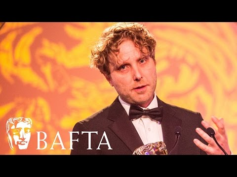 James Bluemel wins Director Factual for Exodus: Our Journey to Europe | BAFTA TV Craft Awards 2017
