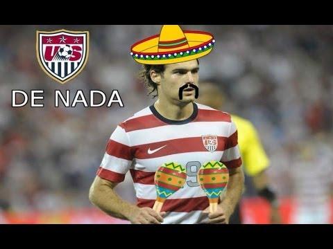 "México Vs Costa Rica ""La Vergüenza"""