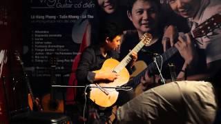 Habanera - Carmen Fantasy - Georges Bizet - perform by Lê Hùng Phong