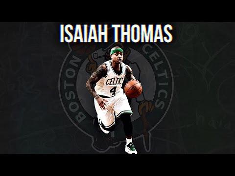 Isaiah Thomas Mix HD - Moves