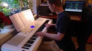 John Murphy - Sunshine (Adagio In D Minor) [Piano Cover]